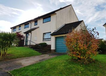 Thumbnail 3 bed semi-detached house to rent in Franklea Close, Ottery St. Mary