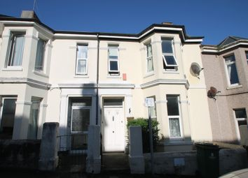 Thumbnail 4 bed terraced house for sale in Furzehill Road, Plymouth