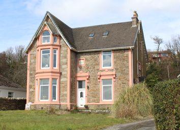 Thumbnail 2 bed flat for sale in Shore Road, Kilcreggan
