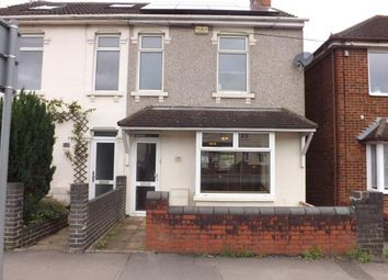 Thumbnail 3 bedroom semi-detached house for sale in Cricklade Road, Gorse Hill, Swindon, Wiltshire