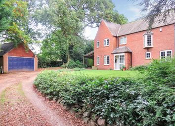 4 bed detached house for sale in Warren Close, Leicester LE5