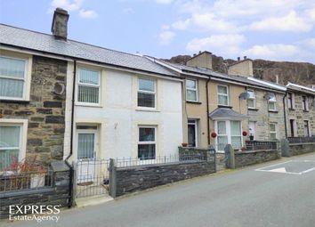 Thumbnail 3 bed terraced house for sale in Lord Street, Blaenau Ffestiniog, Gwynedd