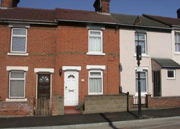 Thumbnail 2 bedroom terraced house for sale in Winnock Road, Colchester