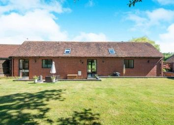 Thumbnail 4 bed barn conversion for sale in Winchester Road, Waltham Chase, Southampton