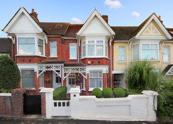 Thumbnail 5 bed terraced house for sale in Castlebar Park, London