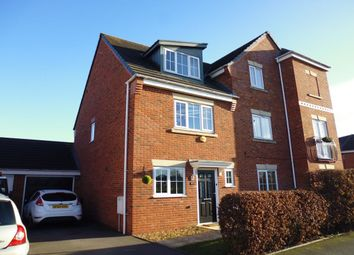 Thumbnail 3 bed terraced house for sale in Carnforth Drive, Warndon, Worcester