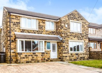 Thumbnail 4 bed detached house for sale in Wentworth Road, Blacker Hill, Barnsley