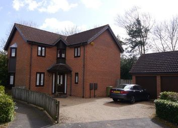 Thumbnail 4 bed detached house to rent in Berberis Close, Walnut Tree, Milton Keynes