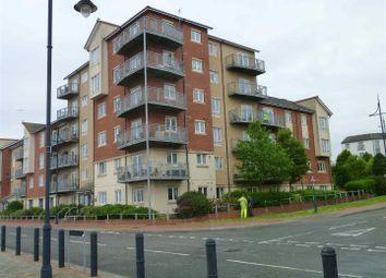 Thumbnail 1 bedroom flat to rent in Y Rhodfa, Barry