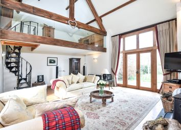 Thumbnail 4 bed barn conversion to rent in Littleton Drew, Chippenham