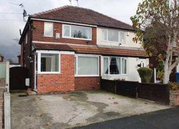 Thumbnail 4 bedroom semi-detached house for sale in Knowl Road, Firgrove, Rochdale
