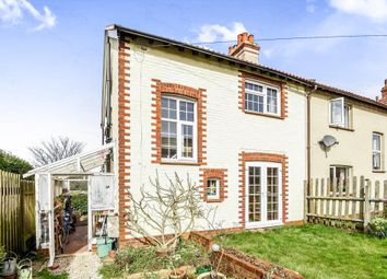Thumbnail 3 bed semi-detached house for sale in Marlborough Road, Dorking