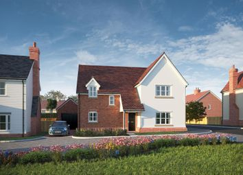 Thumbnail 4 bed detached house for sale in Rose, Plot 4 & 5, Latchingdon Park, Latchingdon, Essex