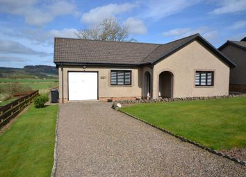 Thumbnail 2 bed bungalow for sale in Puddleduck Cottage, 11 Ruberslaw Road Denholm