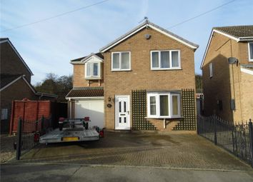 Thumbnail 4 bed detached house for sale in Chestnut Drive, South Hiendley, Barnsley, West Yorkshire