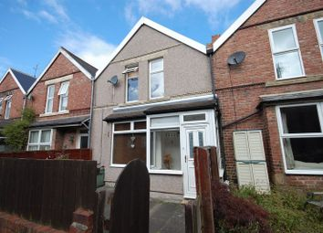 Thumbnail 3 bed terraced house for sale in Edward Street, Morpeth