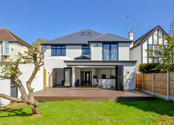 Thumbnail 4 bed detached house for sale in Western Road, Leigh On Sea, Essex
