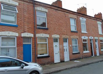 Thumbnail 2 bed terraced house to rent in Lorrimer Road, Leicester