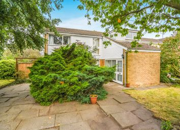 Thumbnail 4 bedroom detached house for sale in Coverside Road, Great Glen, Leicester