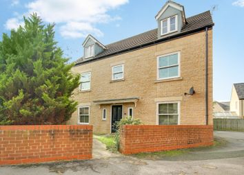 Thumbnail 5 bed detached house for sale in Cassini Drive, Oakhurst, Swindon, Wiltshire