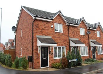 Thumbnail 2 bedroom town house for sale in Chatsworth Court, Bolton