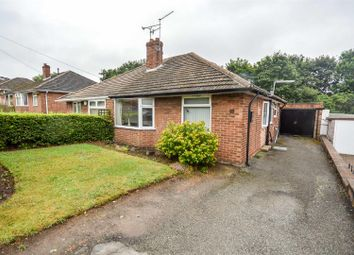 Thumbnail 3 bed semi-detached bungalow for sale in Clarborough Drive, Arnold, Nottingham