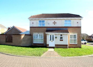 Thumbnail 3 bed detached house for sale in Curlew Close, Driffield