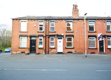 Thumbnail 1 bed terraced house for sale in Highbury Place, Meanwood, Leeds, West Yorkshire.