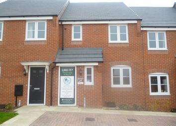 Thumbnail 3 bedroom town house to rent in Bingley Crescent, Kirkby-In-Ashfield, Nottingham