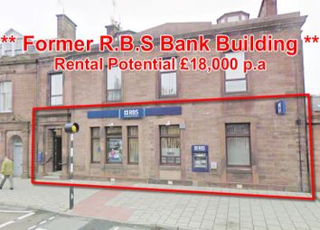 Thumbnail Commercial property for sale in 11, High Street, Former Rbs Bank, Turriff, Aberdeenshire AB534Ed
