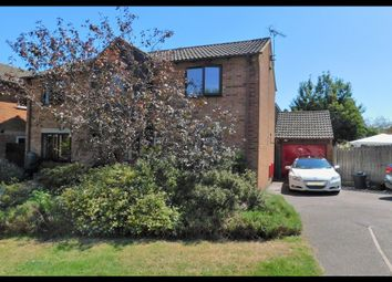 Thumbnail 4 bed detached house for sale in Shorefield Road, Marchwood