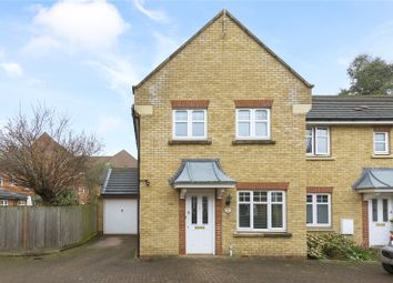 Thumbnail 3 bedroom semi-detached house for sale in Academy Fields Road, Gidea Park, Essex