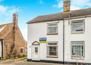 Thumbnail 2 bedroom end terrace house for sale in Great Whyte, Ramsey, Huntingdon