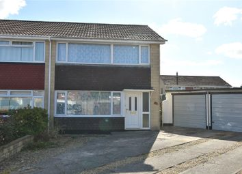 Thumbnail 3 bed semi-detached house for sale in Westcott Close, Frome, Somerset