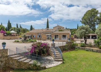 Thumbnail 5 bed villa for sale in Antibes, Antibes Area, French Riviera