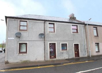 Thumbnail 2 bed flat for sale in Ayr Street, Catrine, East Ayrshire
