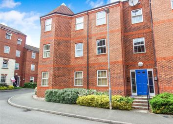 Thumbnail 2 bed flat to rent in Bradgate Close, Sileby, Loughborough, Leicestershire