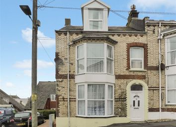 Thumbnail 4 bed end terrace house for sale in Victoria Road, Ilfracombe