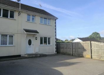 Thumbnail 2 bed semi-detached house for sale in Tinhay Court, Tinhay, Lifton