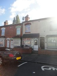 Thumbnail 2 bed terraced house for sale in Woodlands Street, Smethwick, West Midlands