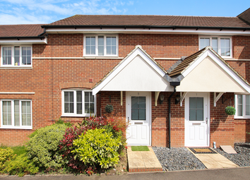 Thumbnail 2 bed terraced house for sale in Clappers Lane, Watton At Stone