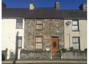 Thumbnail 2 bed terraced house for sale in Maenafon, Llanfairpwllgwyngyll