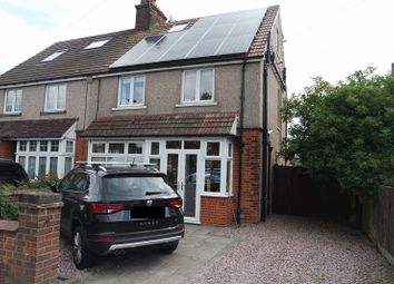 Thumbnail 4 bed semi-detached house to rent in Wentworth Road, Barnet
