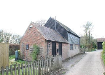 Thumbnail 2 bed detached house for sale in Misling Lane, Stelling Minnis, Canterbury Kent