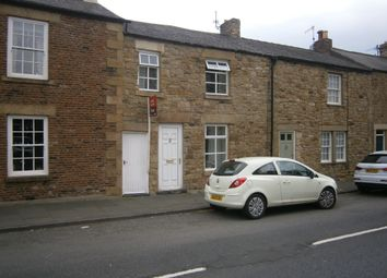 Thumbnail 2 bed terraced house to rent in Quatre Bras, Hexham