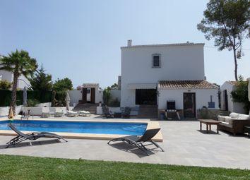 Thumbnail 4 bed villa for sale in Javea, Jávea, Alicante, Valencia, Spain
