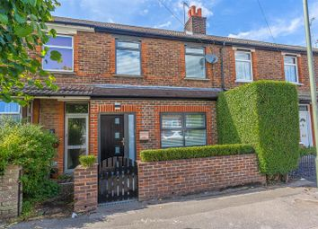 Thumbnail 3 bed terraced house for sale in Homestead Road, Caterham