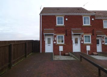 Thumbnail 2 bed end terrace house to rent in Manor Road, Killamarsh, Sheffield