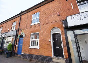 Thumbnail 3 bedroom terraced house to rent in Woodbridge Road, Moseley, Birmingham