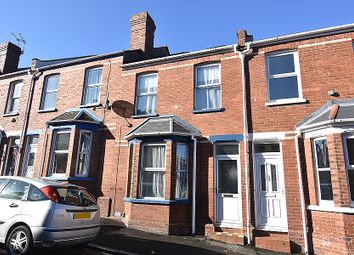 3 bed terraced house for sale in Stuart Road, Heavitree, Exeter EX1